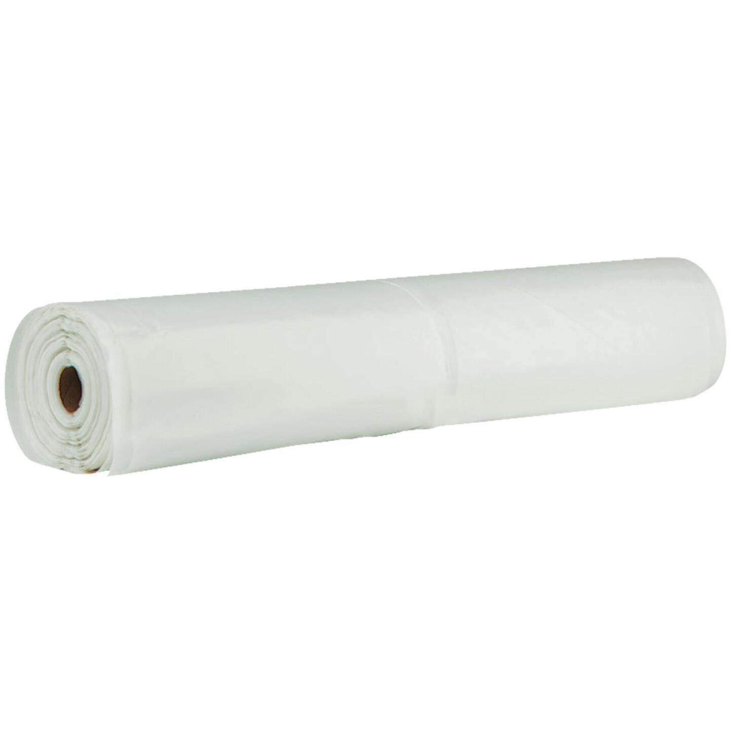 Film-Gard 10 Ft. x 100 Ft. Clear 4 Mil. Polyethylene Sheeting Image 1