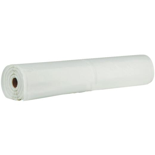 Film-Gard 20 Ft. x 50 Ft. Clear 4 Mil. Polyethylene Sheeting