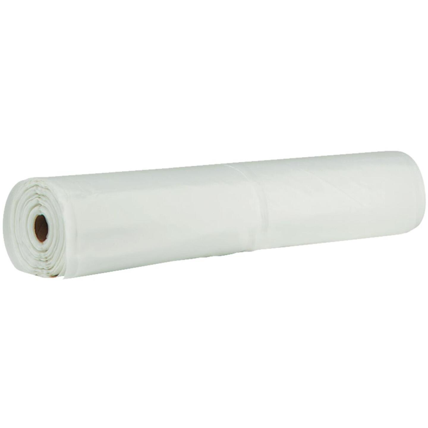 Film-Gard 12 Ft. x 50 Ft. Clear 6 Mil. Polyethylene Sheeting Image 1