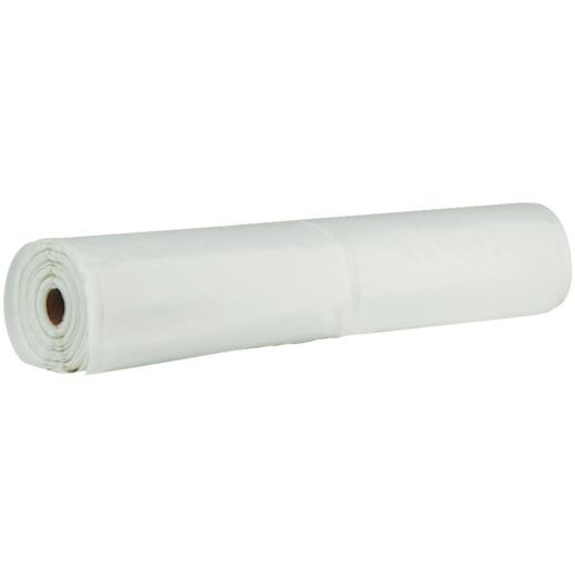 Film-Gard 24 Ft. x 100 Ft. Clear 6 Mil. Polyethylene Sheeting