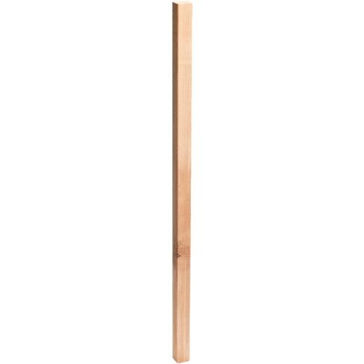 Real Wood 2 In. x 2 In. x 36 In. Cedar Square Baluster