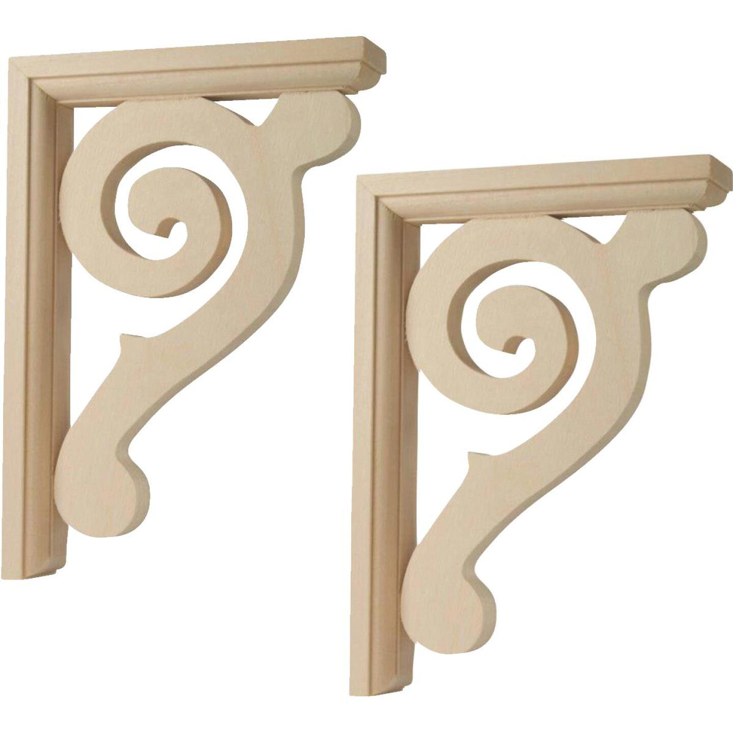 Waddell Crescent Corbel (2 Count) Image 1