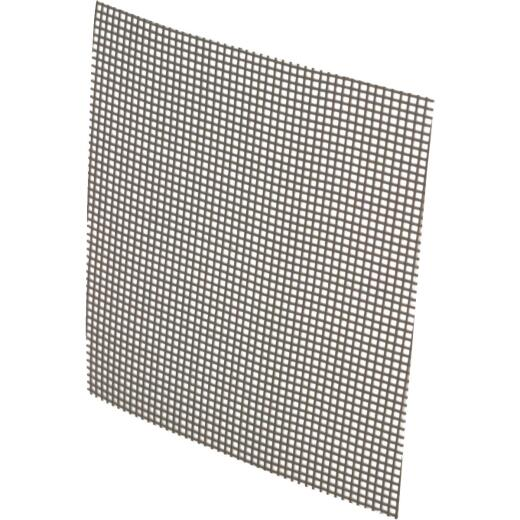 Prime-Line 3 In. x 3 In. Gray Self-Stick Screen Repair Patch (5 Count)