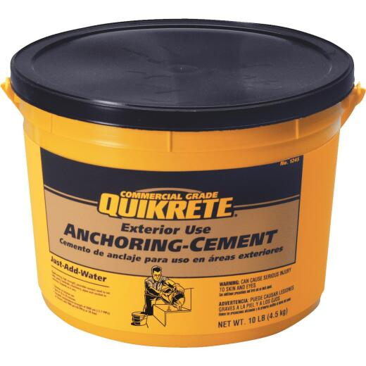 Quikrete 10 Lb Pail Anchoring Cement