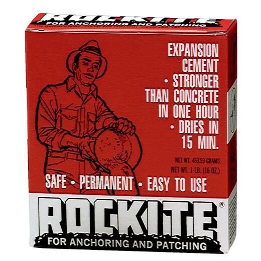 Rockite 1 Lb Box Hydraulic Cement
