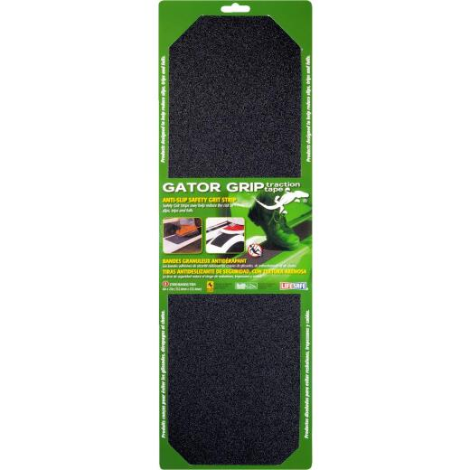 Gator Grip 6 In. x 21 In. Anti-Slip Safety Tread