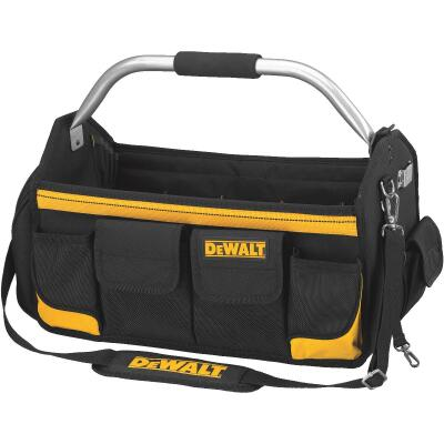 DeWalt 25-Pocket 14 In. Tool Tote