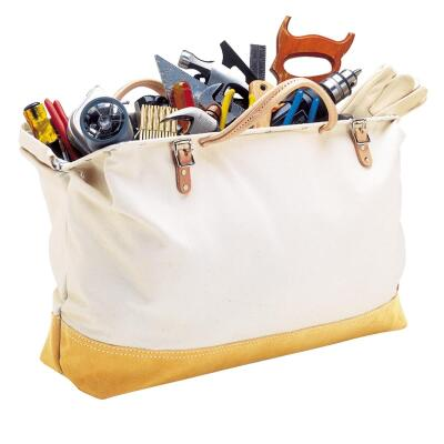 CLC 1-Pocket 20 In. Mason's Tool Bag