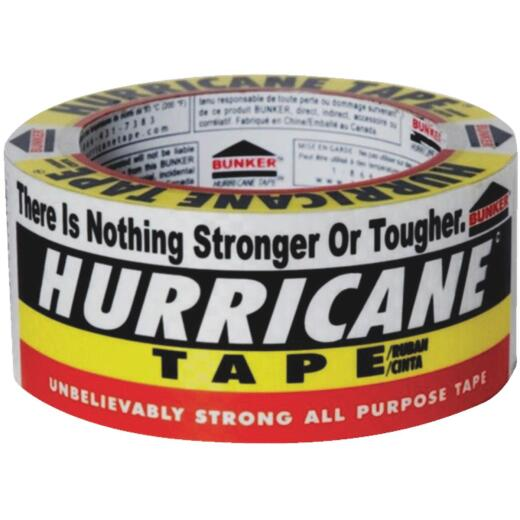 Bunker Hurricane 2 In. x 20 Yd. Heavy-Duty Tape