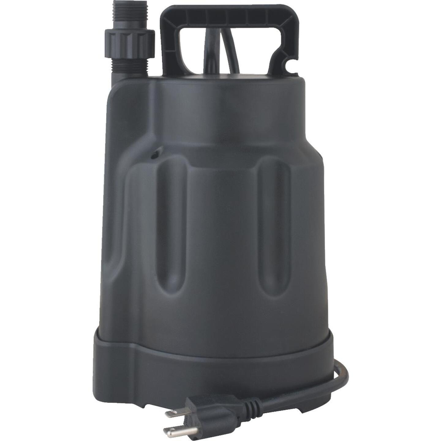 Do it 1/4 H.P. Submersible Utility Pump Image 1