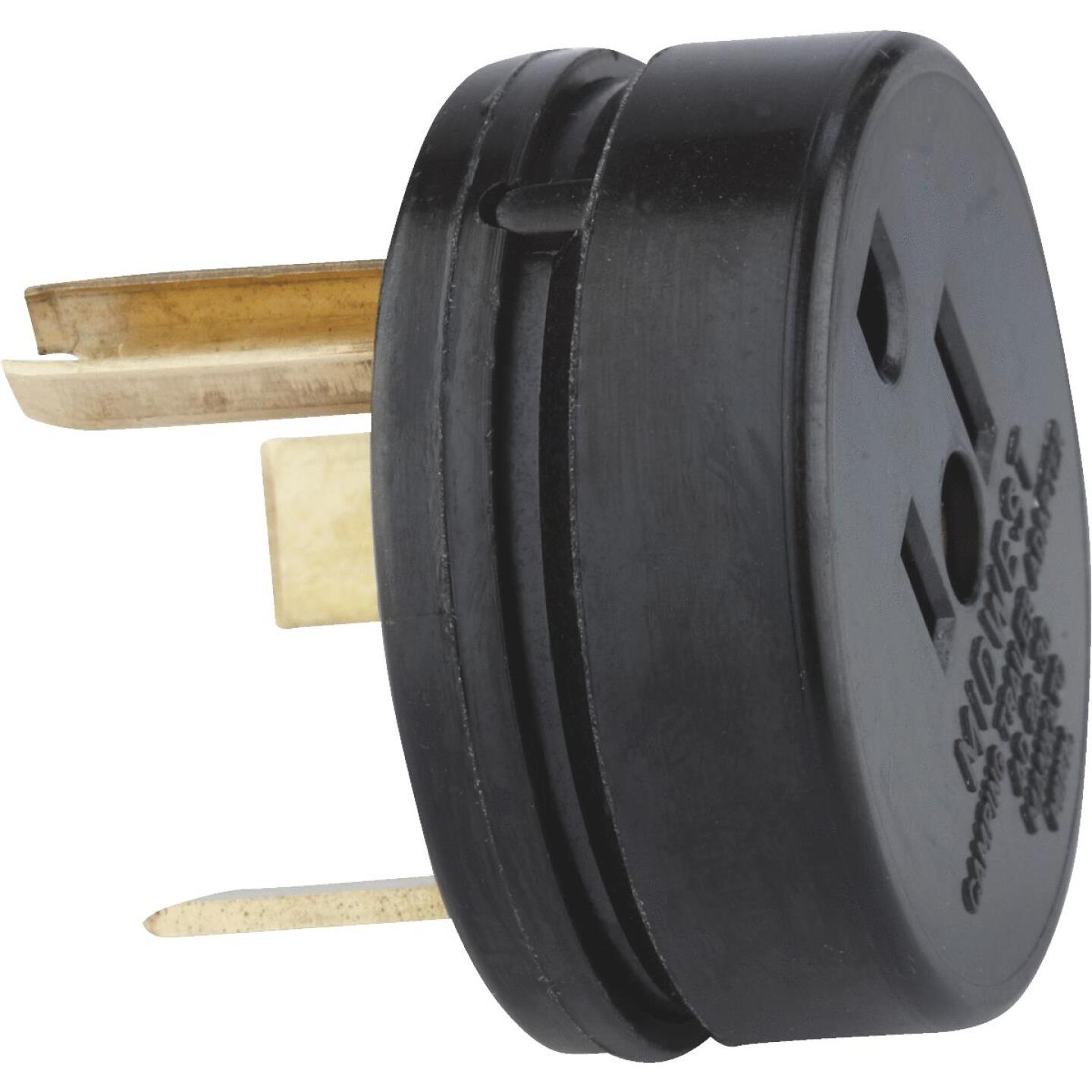 GE 15/20A to 30A RV Plug Adapter Image 1