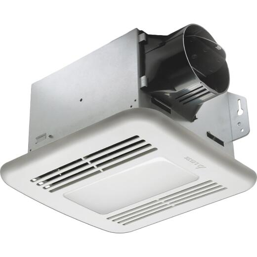 Delta BreezGreenBuilder 80 CFM 0.8 Sones Bath Exhaust Fan with Humidity Sensor