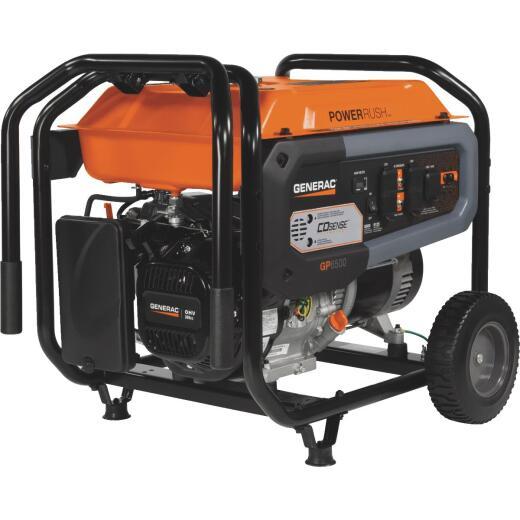 Generac Co-Sense 6500W Gasoline Powered Portable Generator