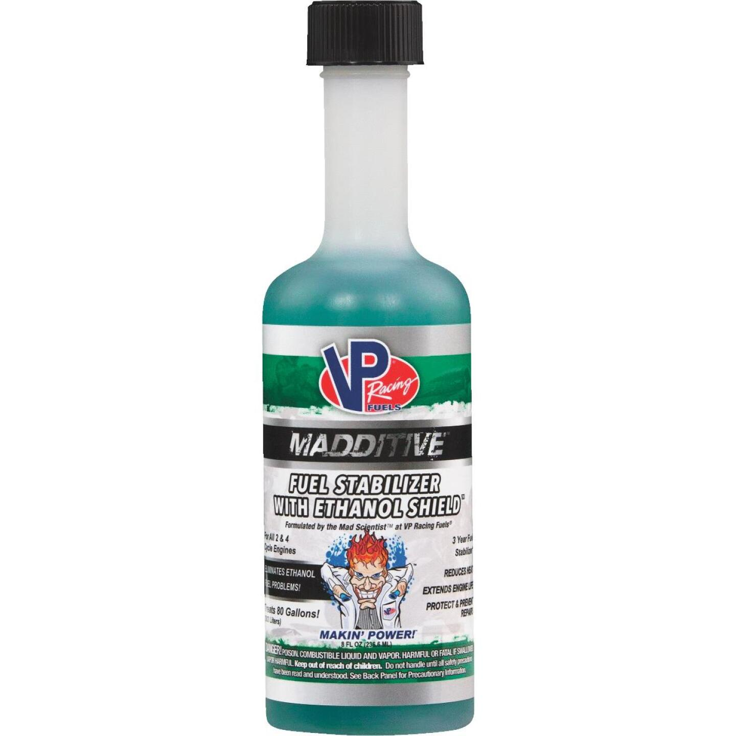 VP Racing Fuels MADDITIVE 8 Fl. Oz. Fuel Stabilizer Image 1