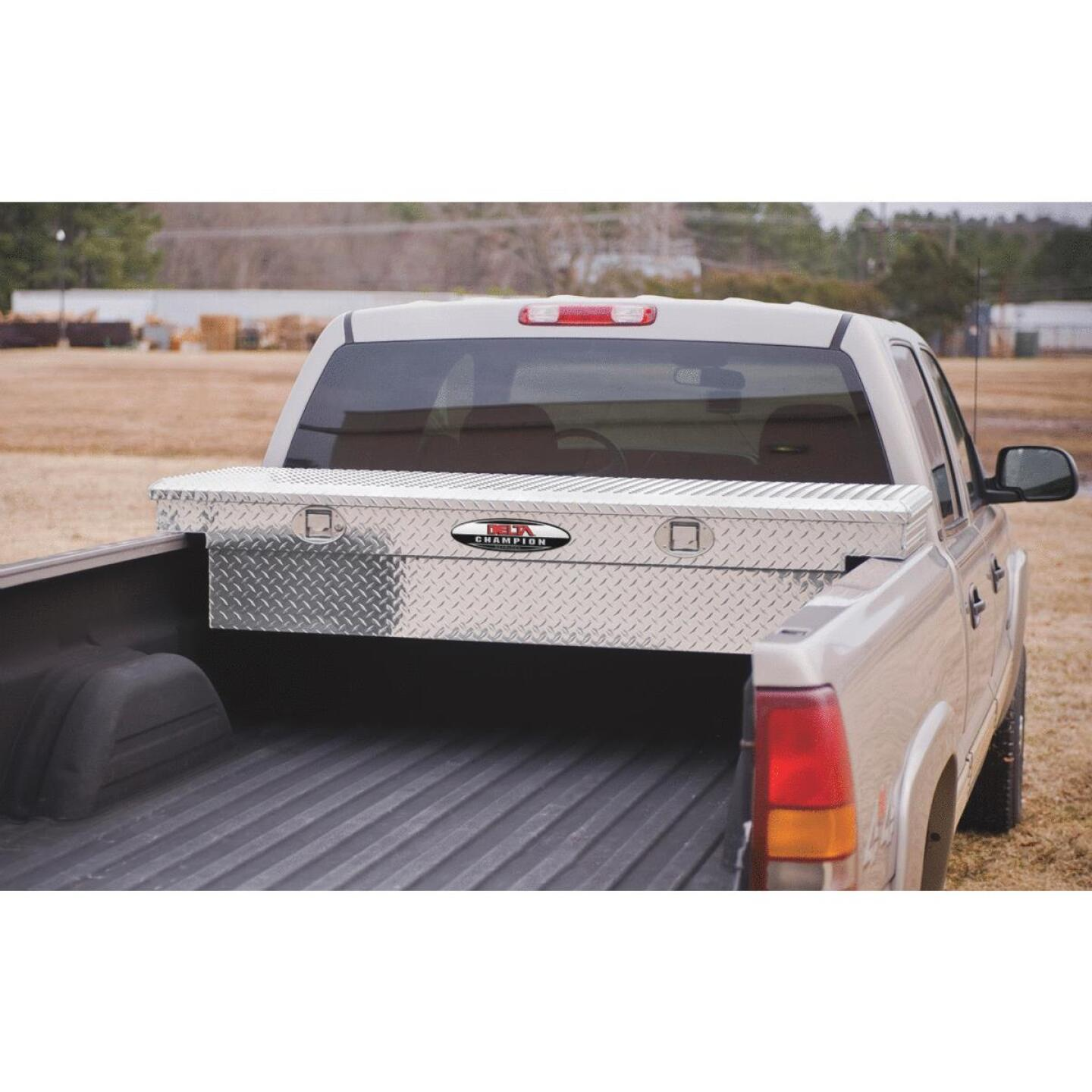Delta Champion Full Size Single Aluminum Single Self Rising Truck Box Image 5