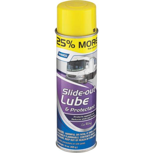 Camco 15 Oz. RV Lube & Protectant