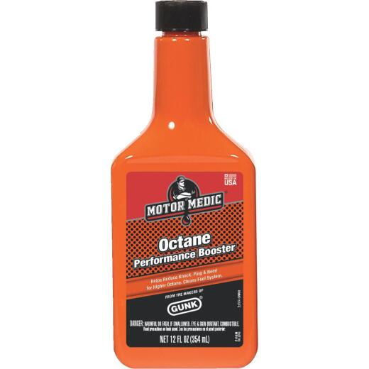 MotorMedic 12 Fl. Oz. Octane Booster Gas Treatment