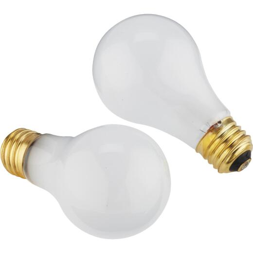 Camco RV/Marine 25W 12V Screw Base Incandescent Bulb (2-Pack)