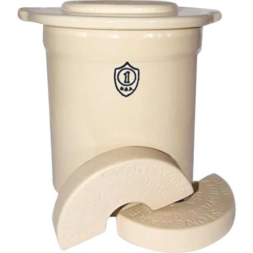 Ohio Stoneware Fermentation Set (3-Piece)