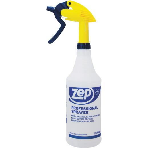 Zep 32 Oz. Plastic Professional Spray Bottle