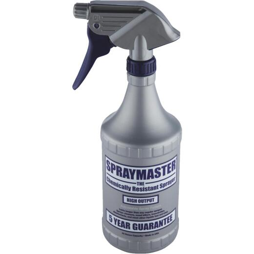 SprayMaster 32 Oz. Plastic Spray Bottle
