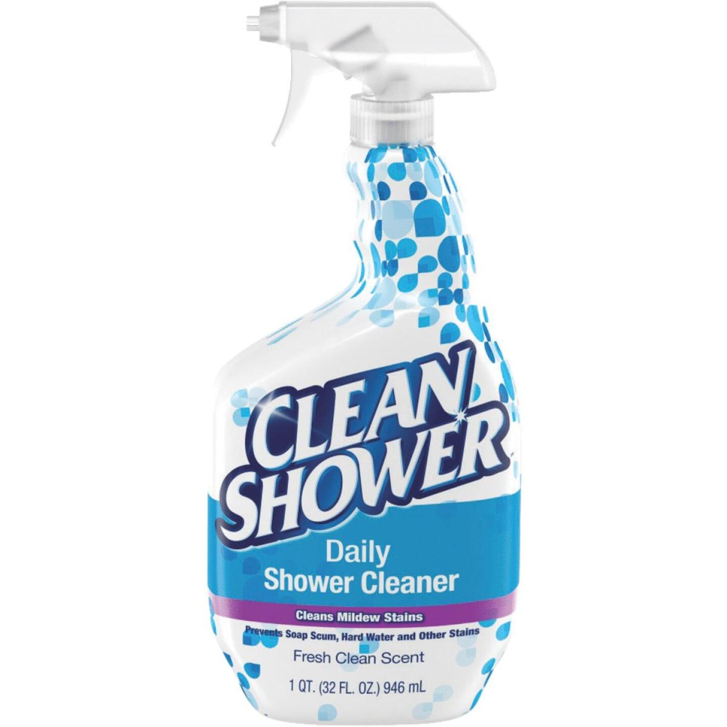 Arm & Hammer 32 Oz. Fresh Scent Clean Shower Daily Shower Cleaner Image 1