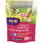Encap All-In-One 2 Lb. 200 Sq. Ft. Coverage Butterfly & Hummingbird Wildflower Seed Mix Image 1