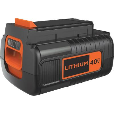 Black & Decker 40V Power Tool Replacement Battery