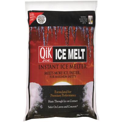 Qik Joe 50 Lb. Ice Melt Pellets