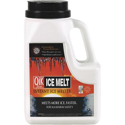Qik Joe 9 Lb. Ice Melt Pellets