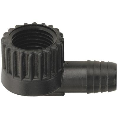 Toro Funny Pipe 1/2 In. FNPT x 1/2 In. Barbed Poly Elbow