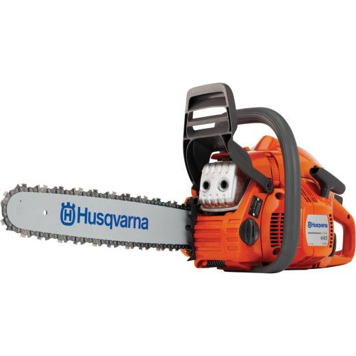 Husqvarna 445 18 In. 45.7 CC Gas Chainsaw