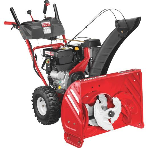 Troy-Bilt Vortex 26 In. 357cc 3-Stage Gas Snow Blower