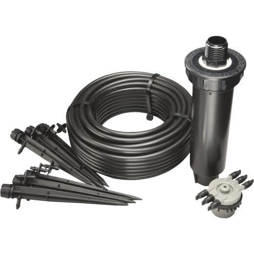 Rain Bird Pop-Up To 6-Outlet Drip Irrigation Conversion Kit
