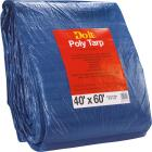 Do it Blue Woven 40 Ft. x 60 Ft. Medium Duty Poly Tarp Image 1