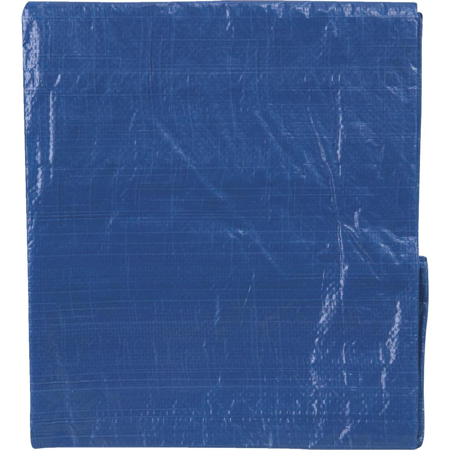 Do it Blue Woven 6 Ft. x 8 Ft. General Purpose Tarp Image 3
