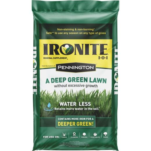Ironite II 30 Lb. 10,000 Sq. Ft. Coverage Soluable Iron
