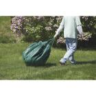 Do it 6 Ft. x 6 Ft. Poly Fabric Green Lawn Cleanup Tarp Image 5