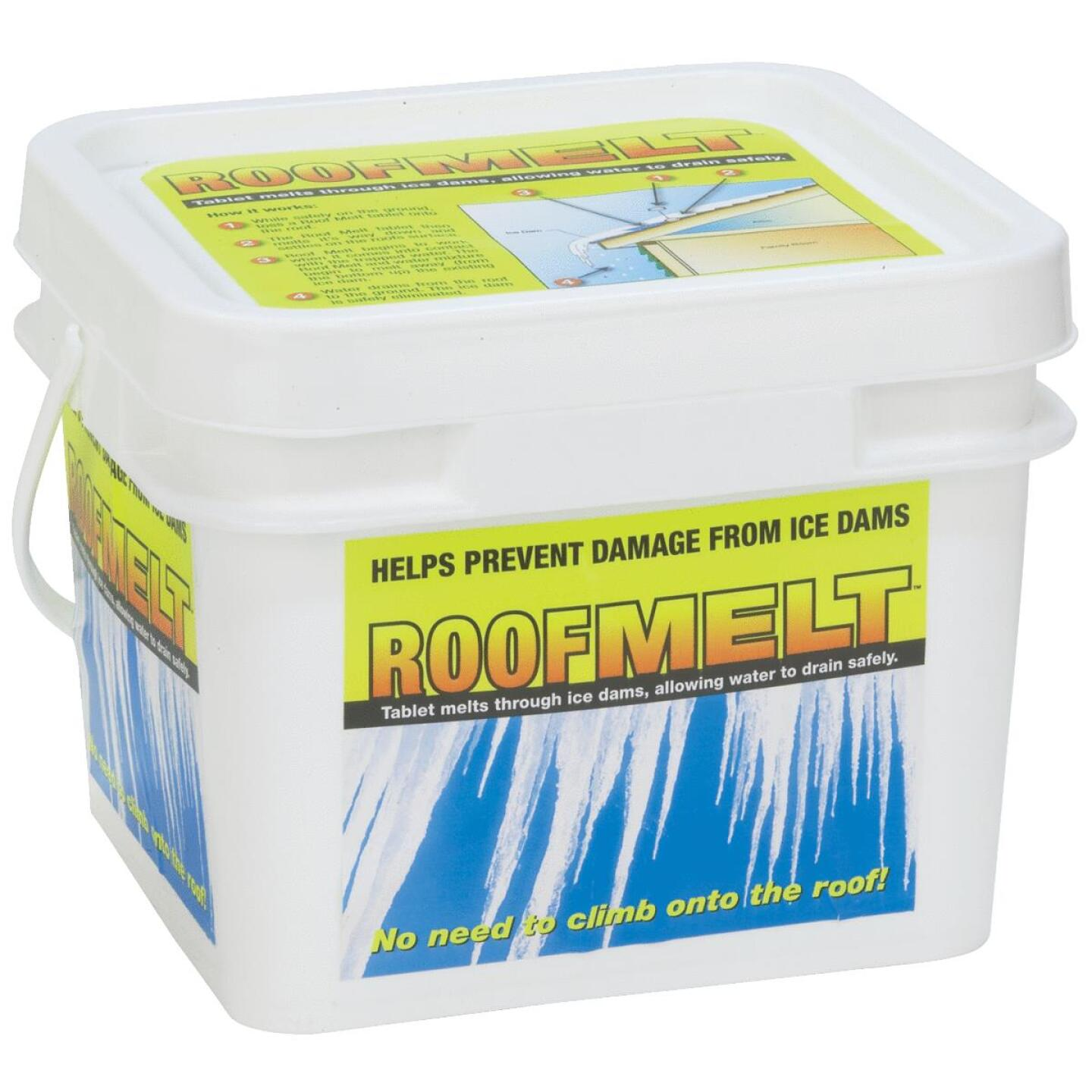 RoofMelt 14 Lb. Roof Ice Melt Tablets (65-Pack) Image 1