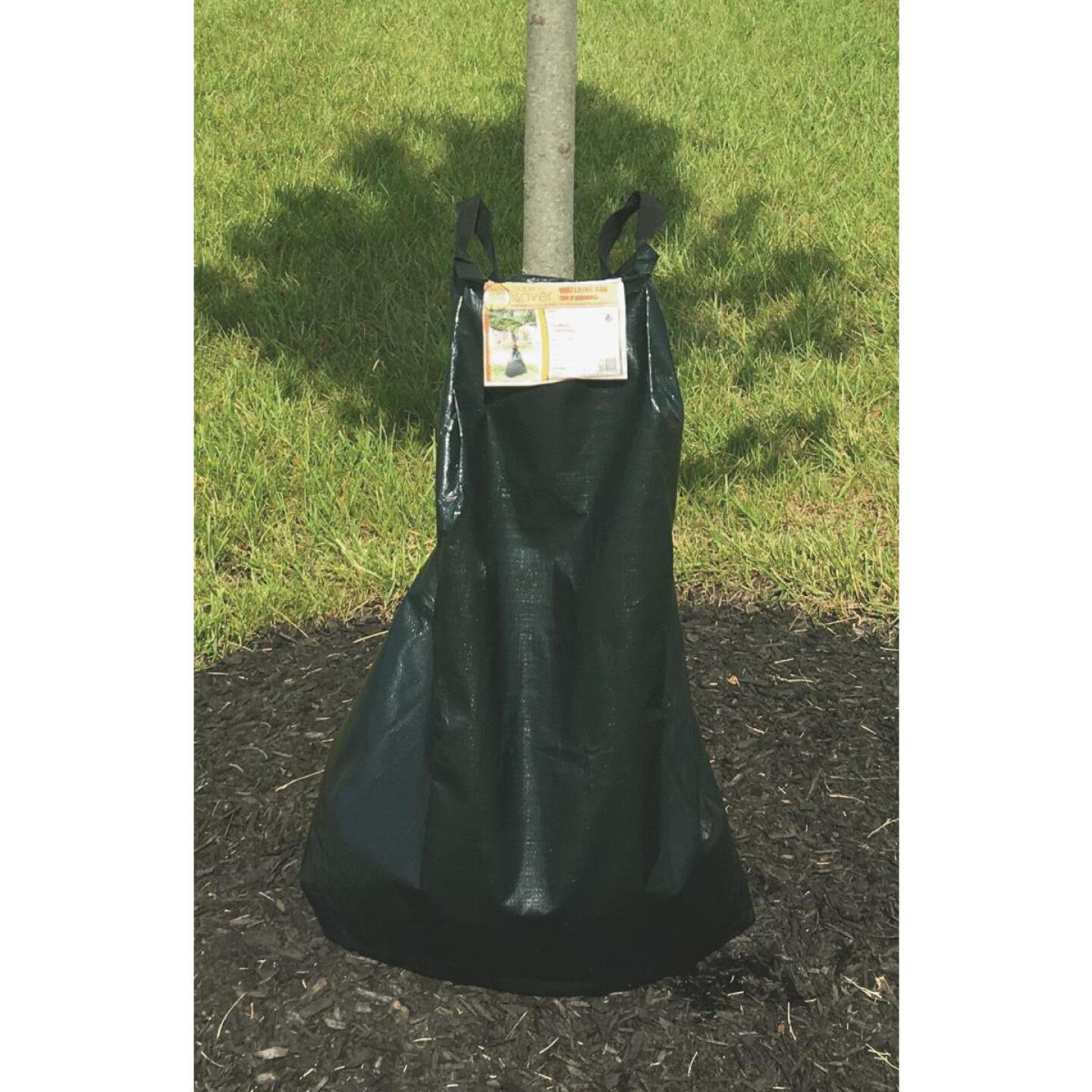 Oak Hill Unlimited Around the Home and Farm 20 Gal. Green Polyethylene Tree Watering Bag Image 1