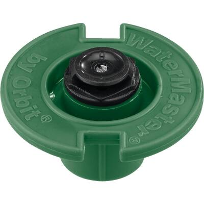Orbit Half Circle 1/2 In. FPT Plastic Flush Head