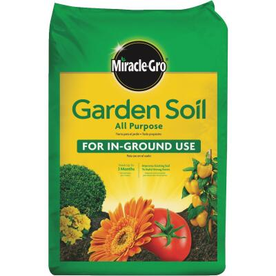 Miracle-Gro 1 Cu. Ft. 36 Lb. All Purpose Garden Soil