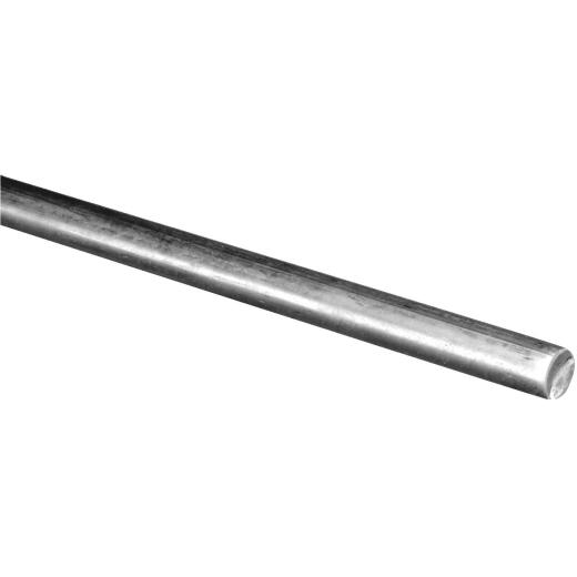 Hillman Steelworks Stainless Steel 1/8 In. X 3 Ft. Solid Rod