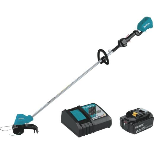 Makita 18V LXT Lithium-Ion (4.0Ah) Brushless Cordless String Trimmer Kit