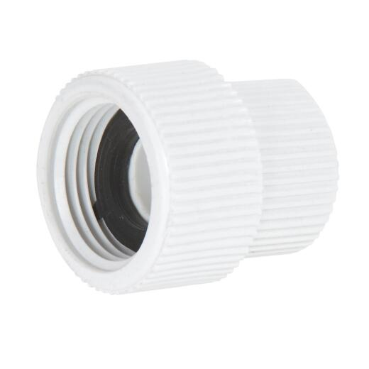 Orbit 1/2 In. FTP x 3/4 In. FTP PVC Hose Adapter