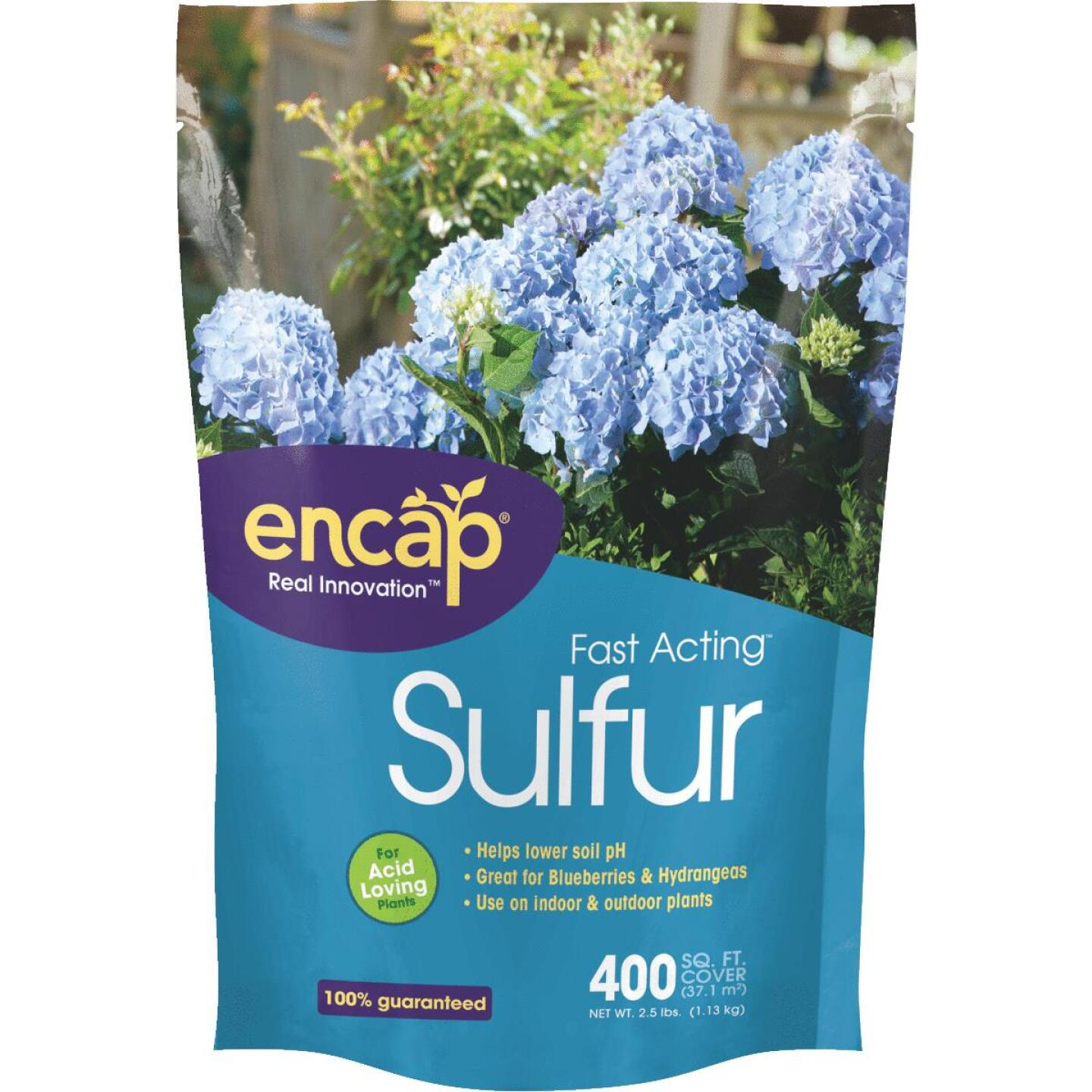 Encap 2.5 Lb. 1250 Sq. Ft. Coverage Fast Acting Sulfur Image 1