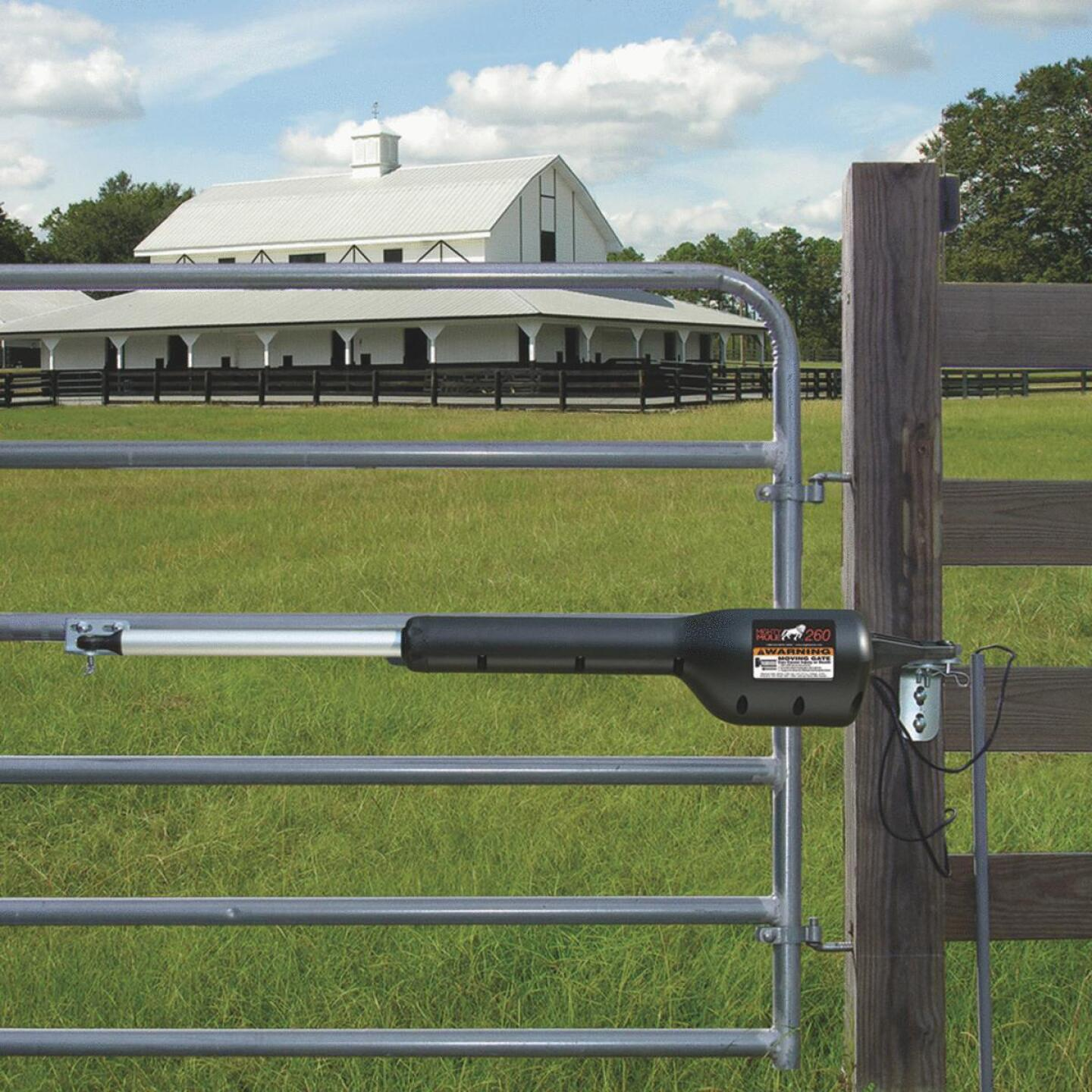 Mighty Mule MM271 12 Ft. 300 Lb. Single Gate Opener Kit Image 4