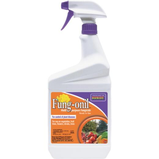 Bonide Fung-Onil 32 Oz. Ready To Use Trigger Spray Fungicide