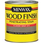 Minwax Wood Finish Penetrating Stain, Classic Gray, 1/2 Pt. Image 1