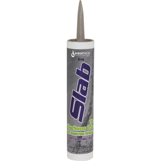 Sashco Slab Concrete Sealant 10.5 Oz Gray Concrete Sealant